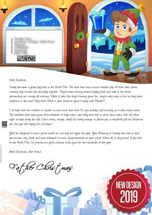 Christmas Elf Workshop - Boy