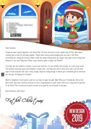 Christmas Elf Workshop - Girl