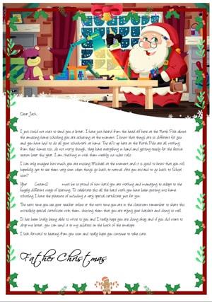 Home School - Santa in the Workshop