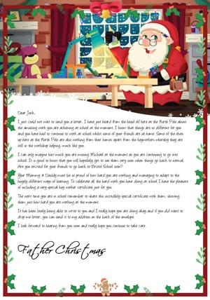 Key Worker - Santa in the Workshop