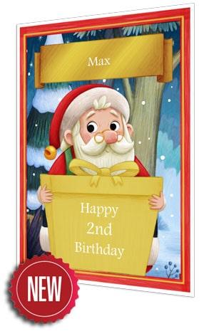 Birthday Card - Yellow - 2021