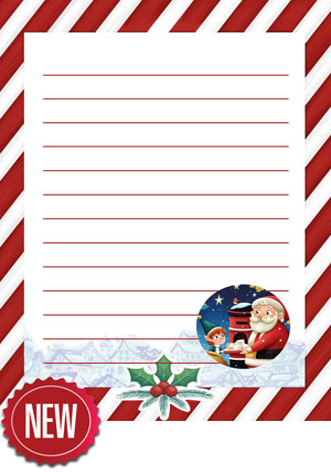 Letter To Santa - Standard - New for 2021